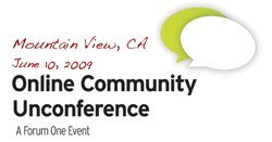 Event: June 10, Online Community Unconference 2009