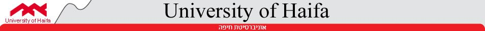 University Of Haifa And IBM Research Talk On Social Media Networks, February 24, 2010