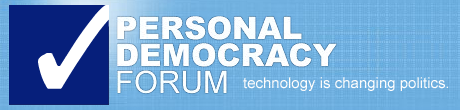 2010 – Personal Democracy Forum – Logo