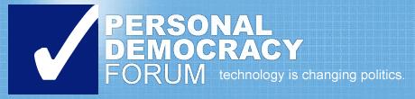 2010 – Personal Democracy Forum – Logo