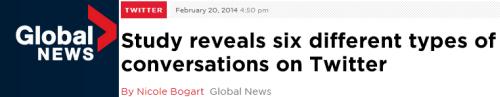 20140220-GlobalNews CA-Pew-SMRF-6 Kinds of Twitter networks