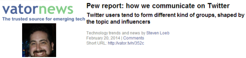 20140220-VatorNews-Pew-SMRF-6 Kinds of Twitter networks