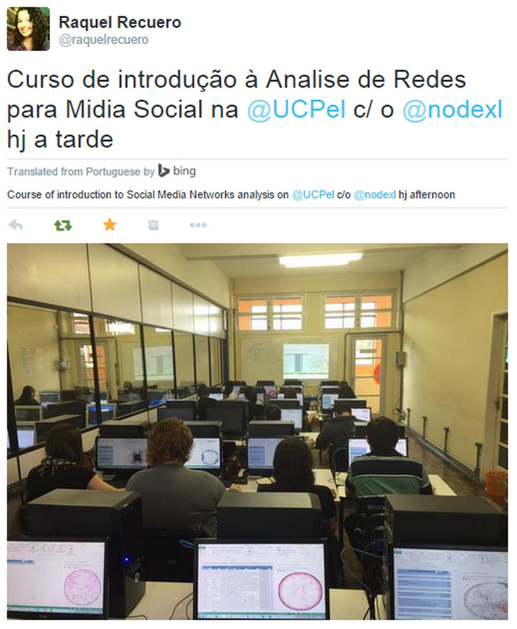 Featured NodeXL Course