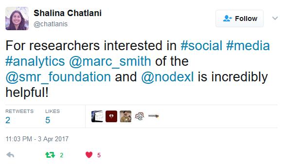 Tweet of the Month 2017-03