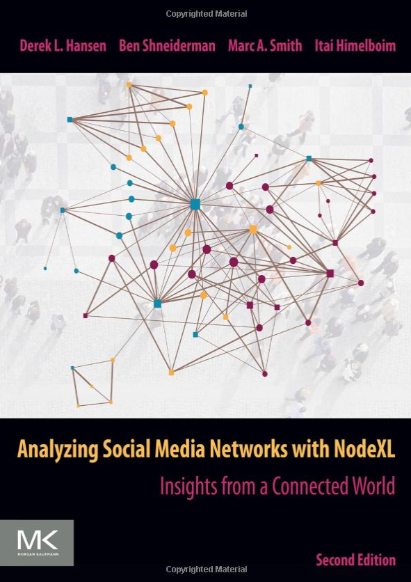 NodeXL book - 2nd edition